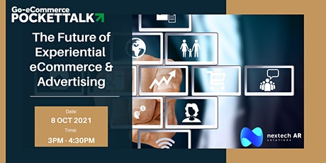 Go-eCommerce Pocket Talk #13 | The Future of Experiental eCommerce by Nex tickets