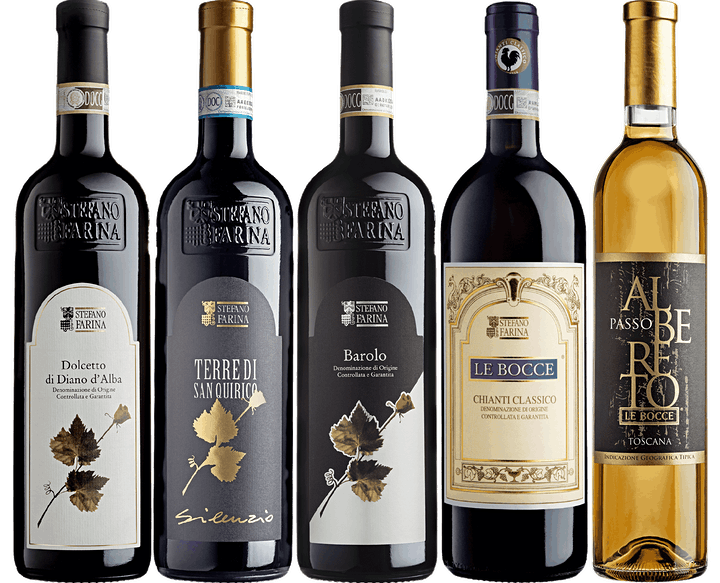 Immagine Degustazione di vini e menù da Mattoni Rossi (GE)
