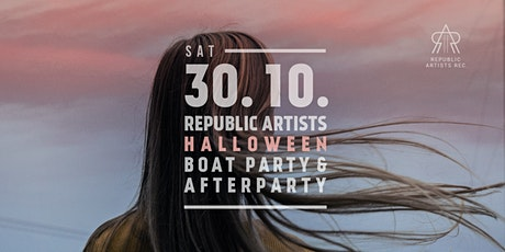 RA: London Halloween Boat Party & afterparty at EGG tickets