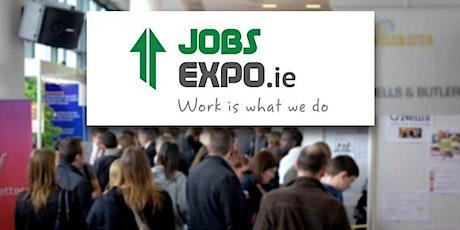 Jobs Expo Dublin - Saturday, 20th November 2021 tickets