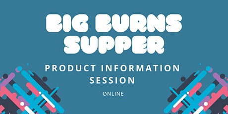 Online Product Information Session tickets