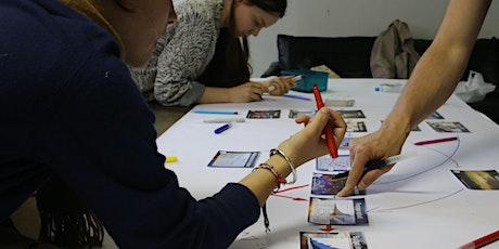 Atelier Fresque du Climat  Trets billets