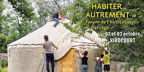 Habiter Autrement - Forum de l'habitat léger & partagé - 54 billets