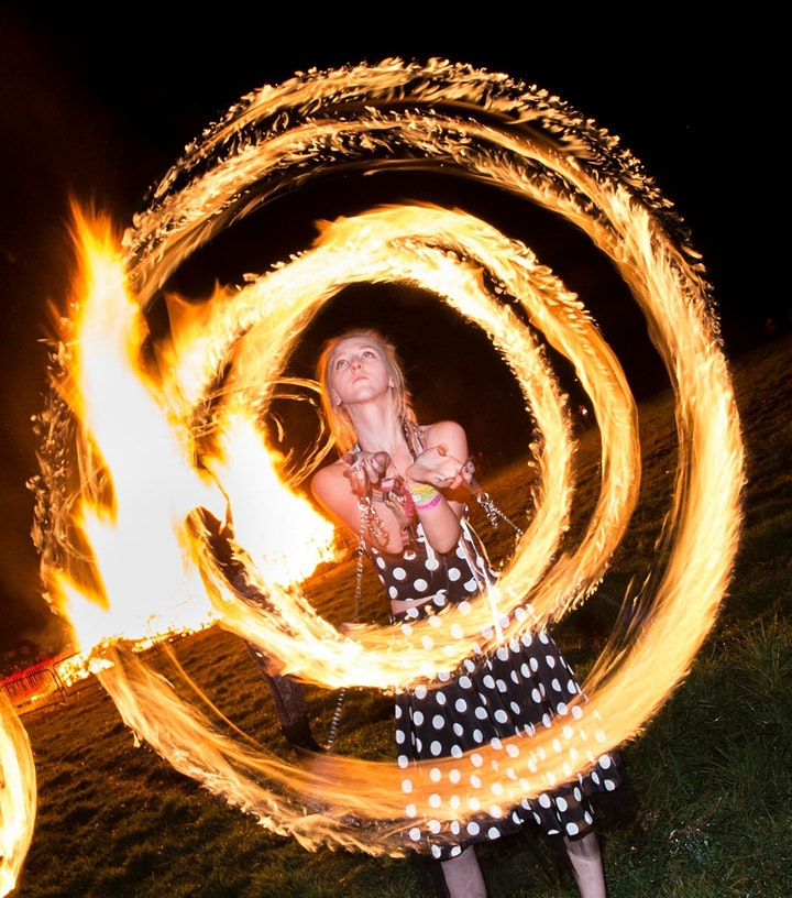 Gisburne Park Bonfire & Fireworks image