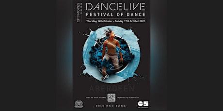 DanceLive - Festival of Dance 2021 tickets