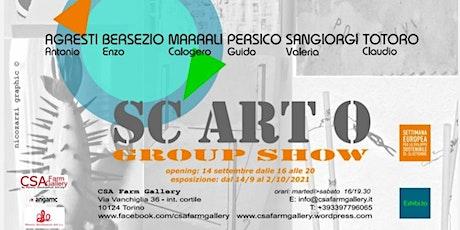 SC ART O (Group show) biglietti