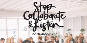 Stop, Collaborate & Listen - Breakfast with Inspiring...