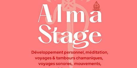 Alma : Stages de connaissance de soi -  Avec Alexandre Poignard billets
