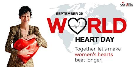 Women's Heart Health Matters. Advancing Femtech Beyond Reproductive Health. tickets