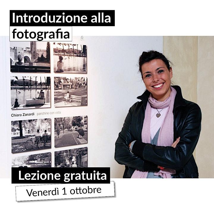 Immagine Introduzione alla fotografia - Prima lezione gratuita