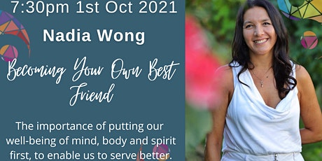 Nadia Wong - Becoming Your Own Best Friend tickets