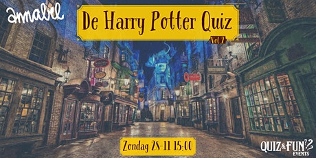 De Harry Potter Quiz| Rotterdam tickets