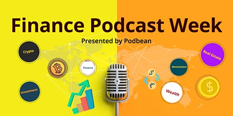 Finance Podcast Week September Roundtable! tickets
