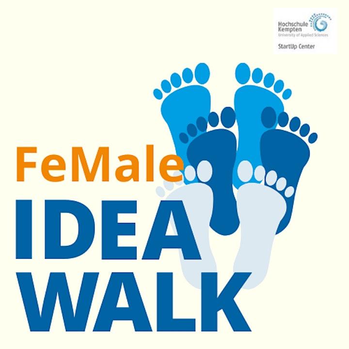 FeMale IDEA WALK Kempten: Bild