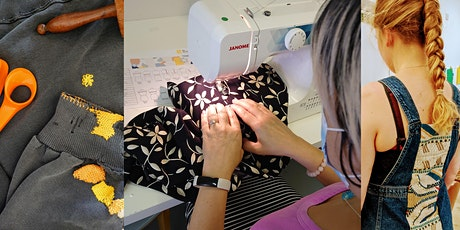 Basic sewing: A Lifetime Skill / October tickets
