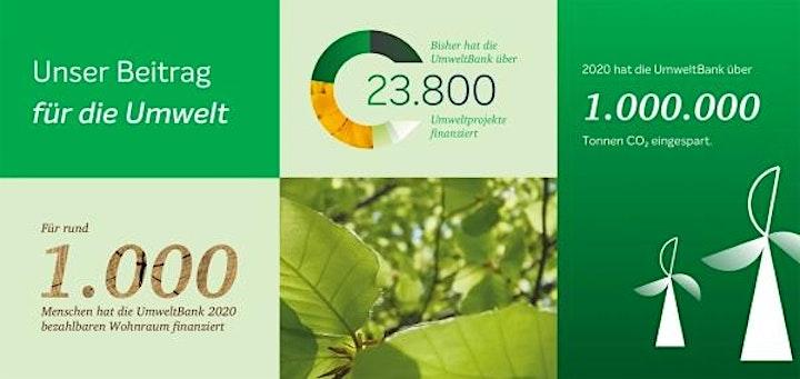 UmweltBank - Mein Geld macht grün.: Bild