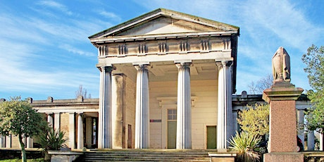 Grandeur and Greatness at Kensal Green Cemetery- walking tour tickets