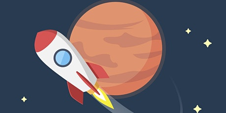 Copy of Mission to Mars-Join on our space themed demo day! tickets