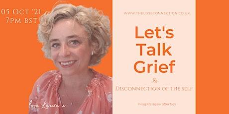 Let's Talk Grief tickets