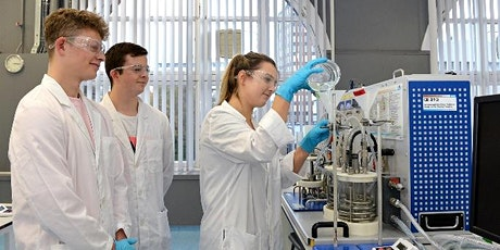 Strathclyde Chemical Engineering - Virtual Open Day (10 Nov 2021) tickets