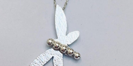 SILVERSMITH WORKSHOP: CREATE A NECKLACE  PENDANT OR EARRINGS tickets