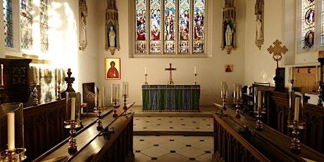 Sunday morning Chapel Michaelmas Term 2021 tickets