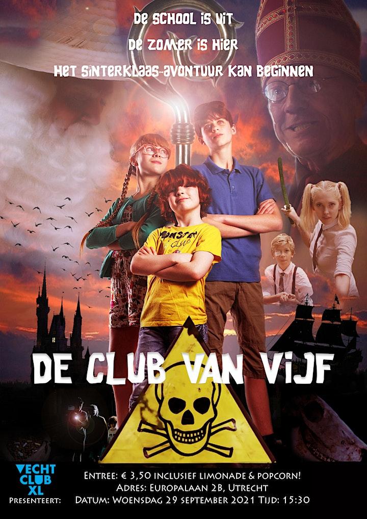 Afbeelding van Première van de kinderfilm: De Club van Vijf