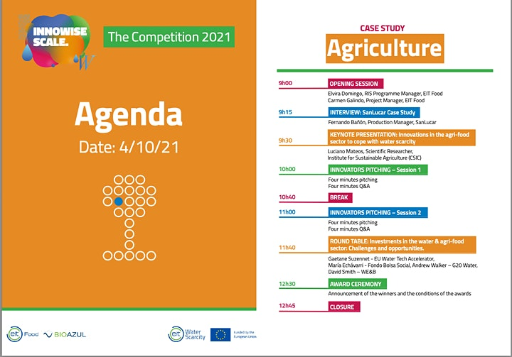 InnoWise Scale Competition: Agriculture's case study image