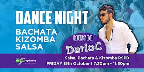 Salsa, Bachata and Kizz Dance Night I RSPD tickets