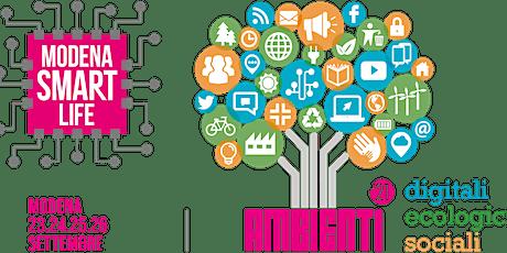 La sostenibilità come fonte di modelli imprenditoriali innovativi biglietti