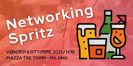 Networking Spritz biglietti