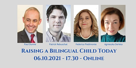Raising a Bilingual Child Today: Challenges and Opportunities tickets