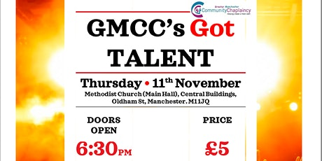 GMCC's Got Talent tickets