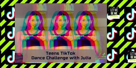 TIKTOK dance classes /Teens 11+/ Challenge 2021 tickets