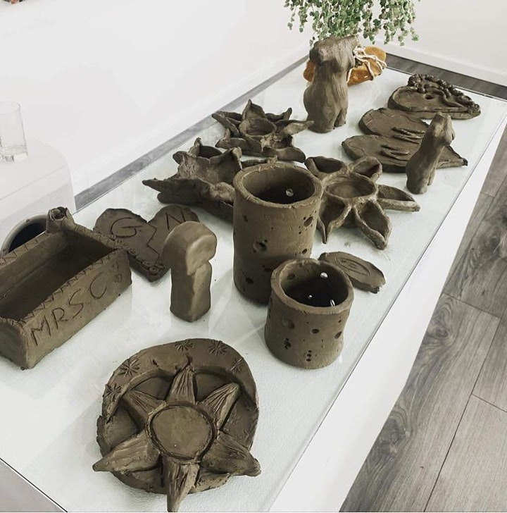 Pottery Autumn Social: Connect & Craft image