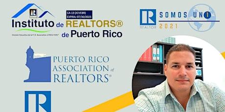 Seminario SEGURIDAD REALTOR® en Puerto Rico entradas
