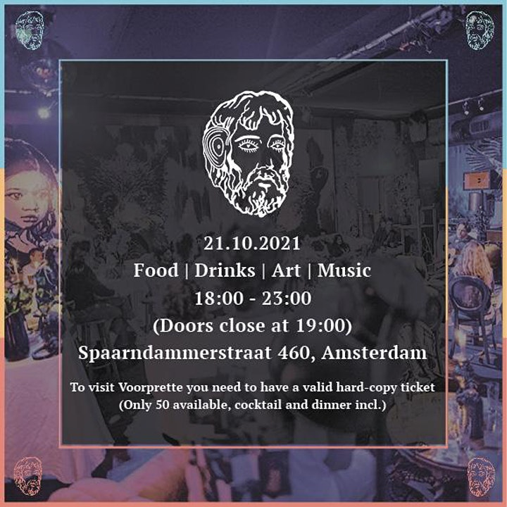 Monthly event with live music. Delightful food & drinks fill-up the vibe. image