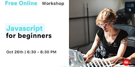 [Workshop] JavaScript Sprint Tickets