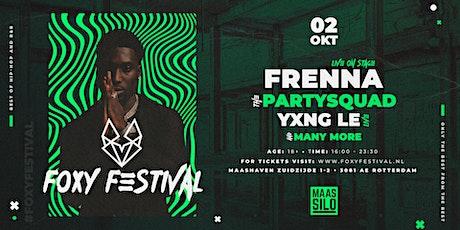 Foxy Festival Presents: Frenna Live tickets