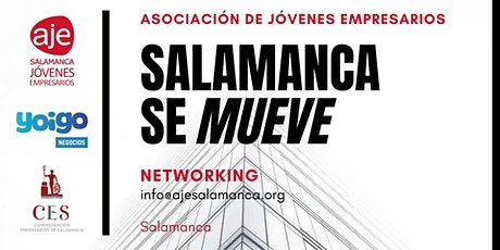 Salamanca Se Mueve (Networking) entradas