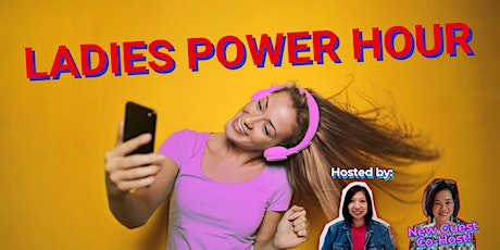 INA Pop-Up Event: LADIES POWER HOUR tickets