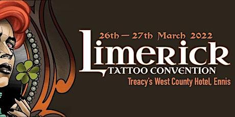 Limerick Tattoo Convention (ENNIS EDITION) tickets