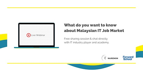 What do you want to know about Malaysian IT Job Market tickets