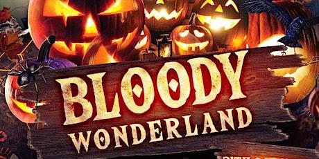BLOODY WONDERLAND 2021 tickets