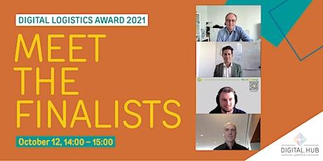 Meet the Finalists of the Digital Logistics Award 2021 #2 tickets