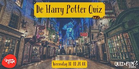 De Harry Potter Quiz | Oss tickets
