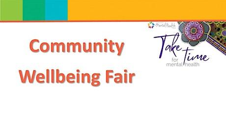 Wellbeing Fair tickets