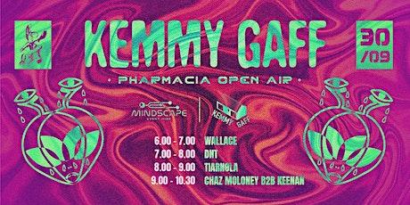 KEMMY GAFF Presents: Chaz Moloney b2b Keenan//TIARNØLA tickets