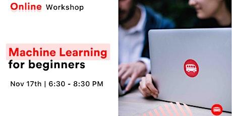 [Workshop] Machine Learning Sprint Tickets