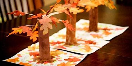 Tree Workshop Recomendada para jovenes de 3 a 10 años entradas